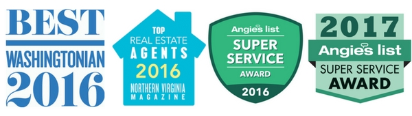 Arlington realtor Meg Ross is recognized as one of Arlingtons best real estate agents